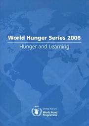 Cover of: WORLD HUNGER SERIES 2006