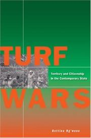 Cover of: Turf wars