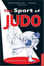 Cover of: The Sport of Judo