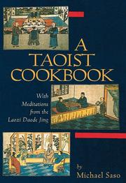 Cover of: Taoist Cookbook