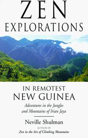 Cover of: Zen explorations in remotest New Guinea