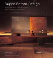 Cover of: Super Potato Design: The Complete Works of Takashi Sugimoto