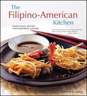 Cover of: The Filipino American Kitchen