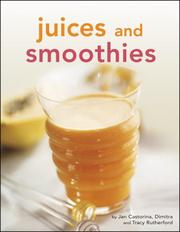 Cover of: Juices and Smoothies (Tuttle Mini Cookbook)