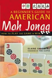 Cover of: Beginner's Guide to American Mah Jongg