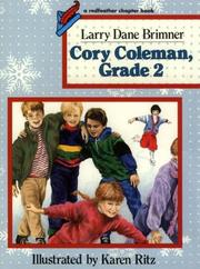 Cover of: Cory Coleman, Grade 2 (Redfeather Book)