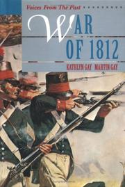 Cover of: War of 1812