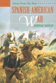 Cover of: Spanish-American War (America at War Series)