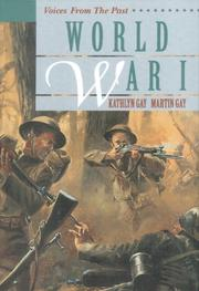 Cover of: World War I (Voices from the Past)