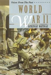 Cover of: World War Ii (Voices from the Past)