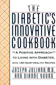 Cover of: The Diabetic's Innovative Cookbook | Joseph Juliano, Dianne Young