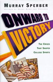 Cover of: Onward to victory