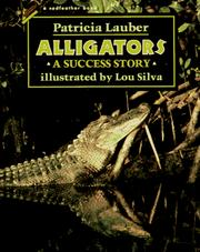 Cover of: Alligators