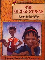 Cover of: The Riddle Streak (A Redfeather Book)