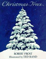 Cover of: Christmas Trees (An Owlet Book)