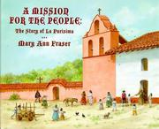 Cover of: A mission for the people