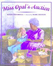 Cover of: Miss Opal's auction
