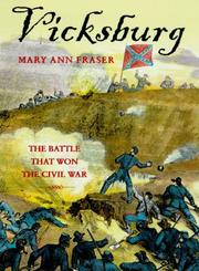 Cover of: Vicksburg: the battle that won the Civil War