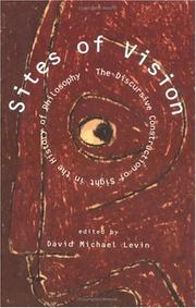 Cover of: Sites of Vision | David Michael Levin