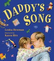 Cover of: Daddy's Song