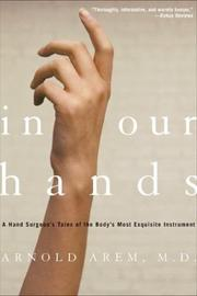 Cover of: In Our Hands | Arnold Arem