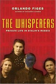 Cover of: The Whisperers | Orlando Figes