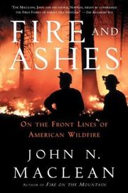 Cover of: Fire and Ashes