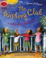 Cover of: The Wishing Club: A Story About Fractions