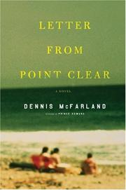 Cover of: Letter from Point Clear