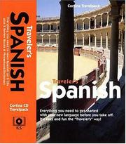 Cover of: Traveler's Spanish CD Course