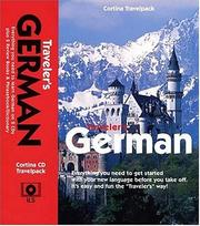 Cover of: Traveler's German CD Course
