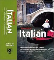 Cover of: Traveler's Italian CD Course