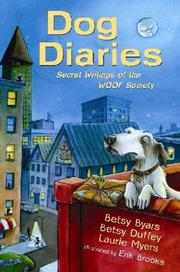 Cover of: Dog Diaries | Betsy Cromer Byars