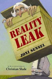 Cover of: Reality Leak | Joni Sensel