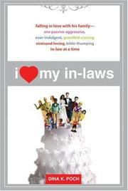 Cover of: I Heart My In-Laws