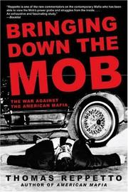 Cover of: Bringing Down the Mob