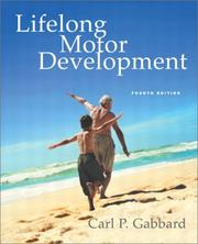 Cover of: Lifelong Motor Development