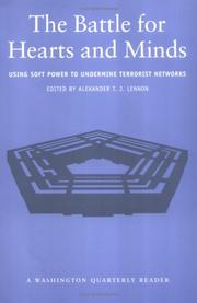 Cover of: The Battle for Hearts and Minds | Alexander T. J. Lennon
