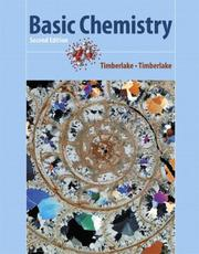 Cover of: Basic Chemistry (2nd Edition) | Karen C. Timberlake