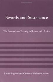 Cover of: Swords and Sustenance |