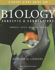 Cover of: Student Study Guide for Biology