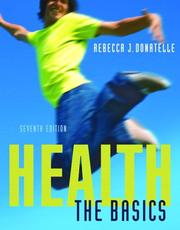 Cover of: Health | Rebecca J. Donatelle