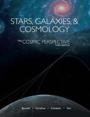 Cover of: Stars Galaxies & Cosmology | Bennett