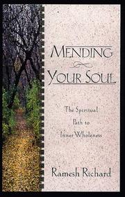 Cover of: Mending your soul