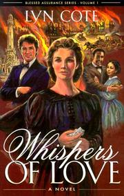 Cover of: Whispers of love