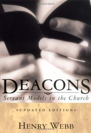 Cover of: Deacons |