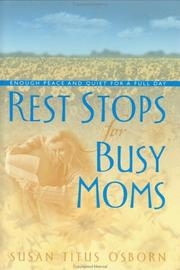 Cover of: Rest Stops for Busy Moms