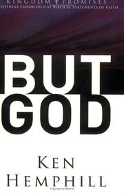 Cover of: But God (Kingdom Promises)