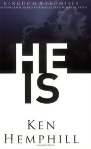 Cover of: He Is (Kingdom Promises)