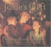 Cover of: Josie's Gift
